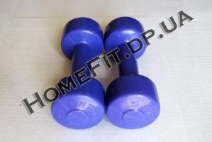 Гантели для фитнеса Титан 1,5 кг Львов