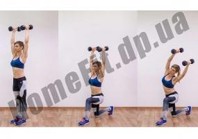 Гантели для фитнеса GoDo 1,5 кг: фото 7