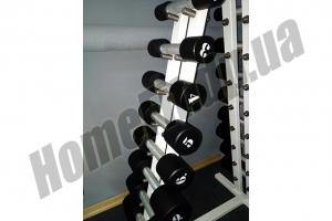 Гантельный ряд 1-10 кг МК-0110: фото 3