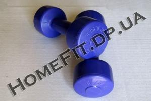 "гантели для фитнес-центра ""Титан"" 1,5 кг"