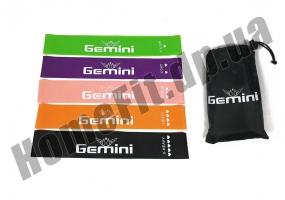 Резиновые петли (кольца) Gemini, комплект (5 шт): фото 1