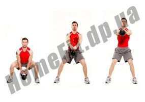 Гиря ZS для кроссфита и функционального тренинга от 2 до 36 кг (обрезиненная): фото 5