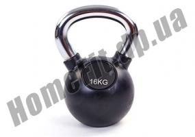 Гиря ZS для кроссфита и функционального тренинга от 2 до 36 кг (обрезиненная): фото 8