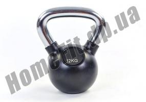 Гиря ZS для кроссфита и функционального тренинга от 2 до 36 кг (обрезиненная): фото 9