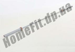 Гриф 2,2 м для кроссфита OB86PM до 350 кг: фото 4