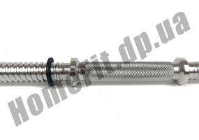 Гриф для гантели EasyFit 40 см 25 мм: фото 1