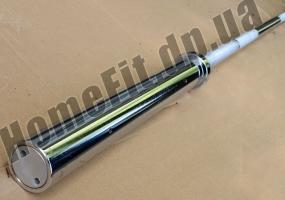 Гриф для штанги UA MK-3505 олимпийский 2,2 м (до 350 кг) хромированный: фото 1