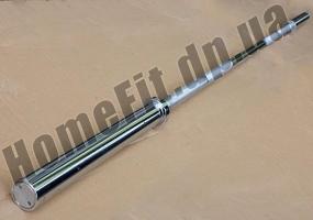 Гриф для штанги UA MK-3505 олимпийский 2,2 м (до 350 кг) хромированный: фото 2