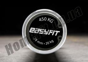 Гриф олимпийский EasyFit для штанги до 450 кг: фото 5