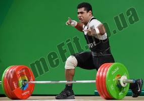 Гриф олимпийский EasyFit для штанги до 450 кг: фото 7