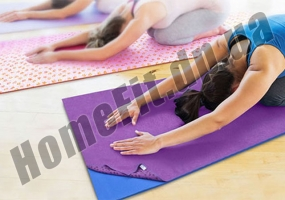 Полотенце для йоги Yoga mat towel:фото 1