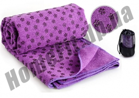 Полотенце для йоги Yoga mat towel:фото 9