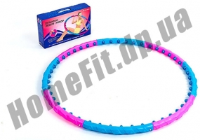 Хулахуп Dynamic Jiesen Hoop 6011 массажный обруч с магнитами:фото 11