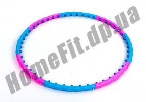 Хулахуп Dynamic Jiesen Hoop 6011 массажный обруч с магнитами:фото 3