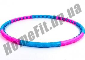 Хулахуп Dynamic Jiesen Hoop 6011 массажный обруч с магнитами:фото 4