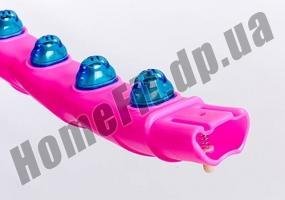 Хулахуп Dynamic Jiesen Hoop 6011 массажный обруч с магнитами:фото 9