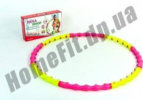 ХулаХуп Sport Hoop 6013 – массажный обруч с магнитными шариками: фото 2
