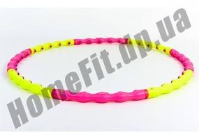 ХулаХуп Sport Hoop 6013 – массажный обруч с магнитными шариками: фото 3
