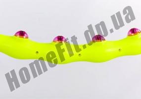 ХулаХуп Sport Hoop 6013 – массажный обруч с магнитными шариками: фото 5