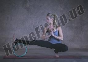 Колесо для йоги EasyFit: фото 10