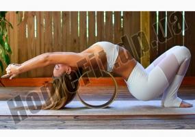 Колесо для йоги EasyFit: фото 9