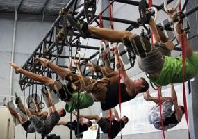 Кольца для кроссфита (гимнастические кольца): упражнения
