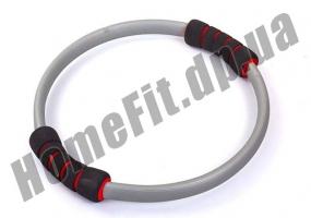 Изотоническое кольцо Pilates Ring для пилатеса фото 9
