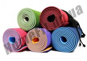 Коврик для йоги купить Киев: фото 1