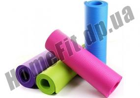 Коврик из вспененного каучука NBR для фитнеса, йоги и пилатеса фото 10