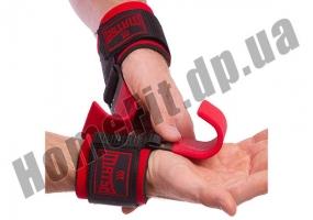 Крюки Matsa на руки для турника и тяги: фото 1
