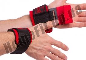 Крюки Matsa на руки для турника и тяги: фото 5