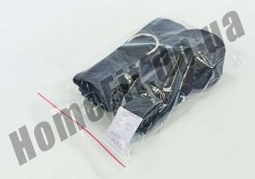 Набор для крепление резиновых петель и эспандеров: 2 манжеты и дверной якорь: фото 5