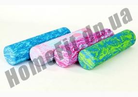 Валик для массажа пенный Foam Roller 60 см: фото 1