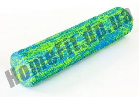 Валик для массажа пенный Foam Roller 60 см: фото 2