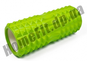 Массажный цилиндр Grid Roller 33 см v.1.2: фото 6
