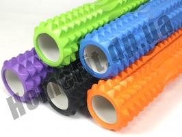 Массажный ролик Grid Roller 45 см: фото 1