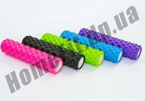 Валик массажный цилиндр Grid Roller RPO 3.0 60 см: фото 11