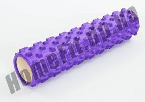 Валик массажный цилиндр Grid Roller RPO 3.0 60 см: фото 5