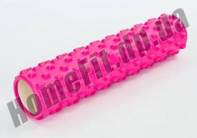 Валик массажный цилиндр Grid Roller RPO 3.0 60 см: фото 7