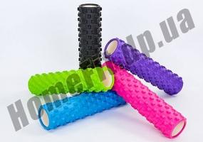 Валик массажный цилиндр Grid Roller RPO 3.0 60 см: фото 9