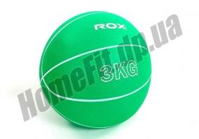 Медбол резина RB 1÷5 кг: фото 41
