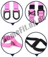 Петли TRX Home Pink: фото 5