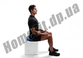Балансировочная подушка (диск) Balance Cushion: фото 6