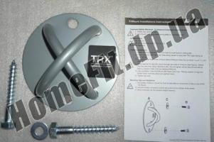 Подвес TRX X-mount крепление для петель