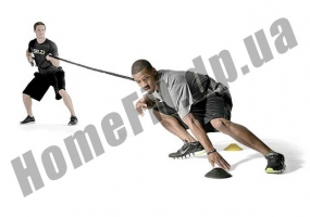 Поводок-амортизатор для силовых тренировок Random Direction Running: фото 2