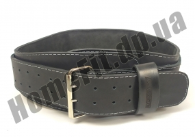 Пояс атлетический EasyFit Training Belt (кожа) EF-3359-BR: фото 2