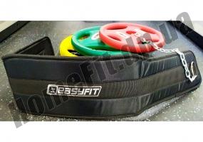 Пояс для отягощений EasyFit с цепью: фото 1
