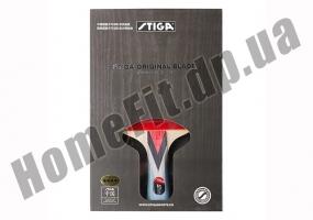 Ракетка для настольного тенниса Stiga 3*, 4*, 5* (original blade): фото 3