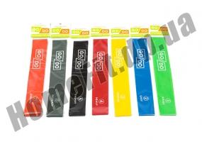 Фитнес резинки GoDo 7 шт - Animal Pack: фото 2