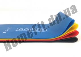 Резинки для фитнеса широкие GoDo Wide 7,5 см 4 шт: фото 5